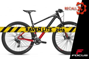 RECALL – FOCUS Raven Lite