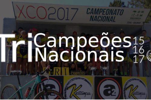 ASC – Tri Campeões Nacionais XCO